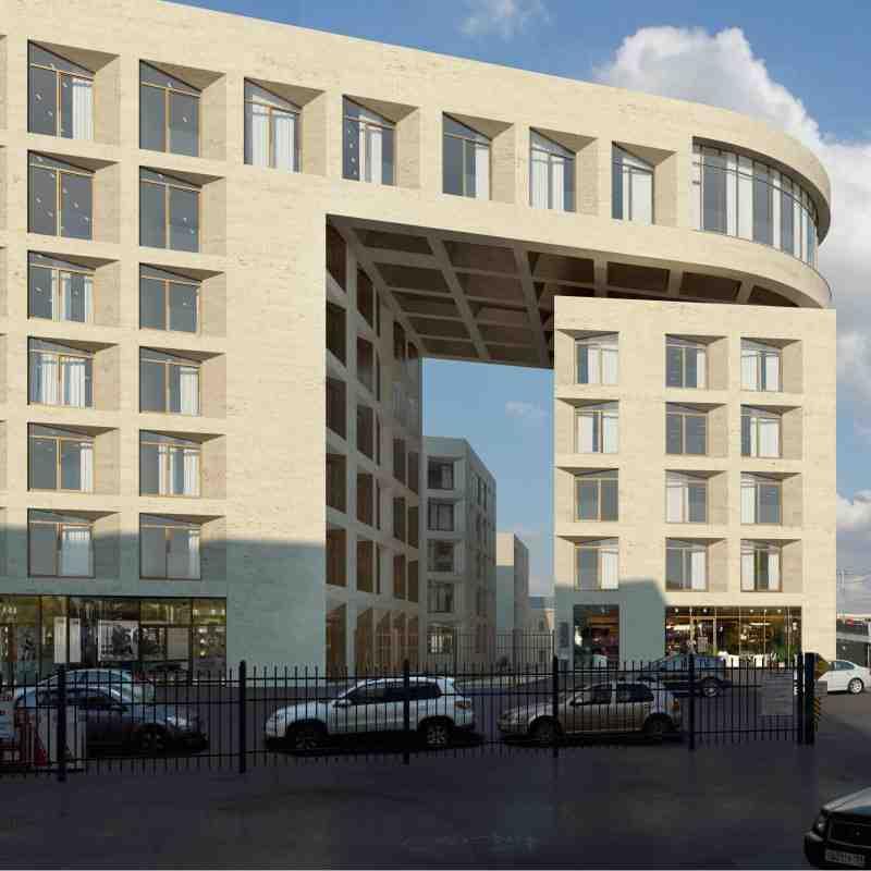 ЖК Balchug Residencе (Балчуг Резиденс)