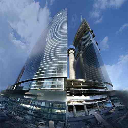 "ЖК ""Башня Федерация"" (Federation Tower)"