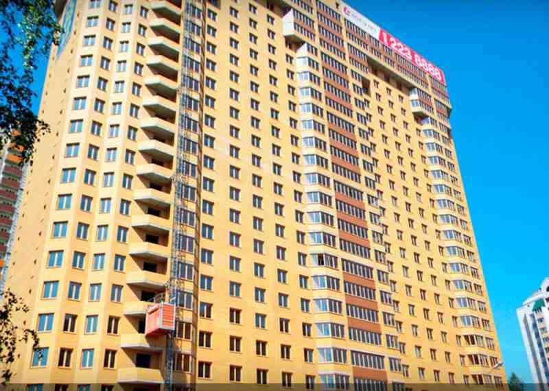 ЖК на улице Комсомольская, 2 (Реутов)