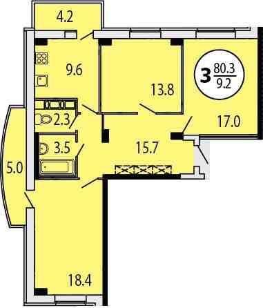 показателей жк звездный лыткарино планировки квартир нормы